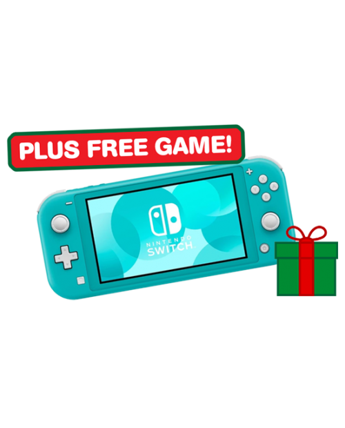 ** CHRISTMAS SPECIAL ** Nintendo Switch LITE